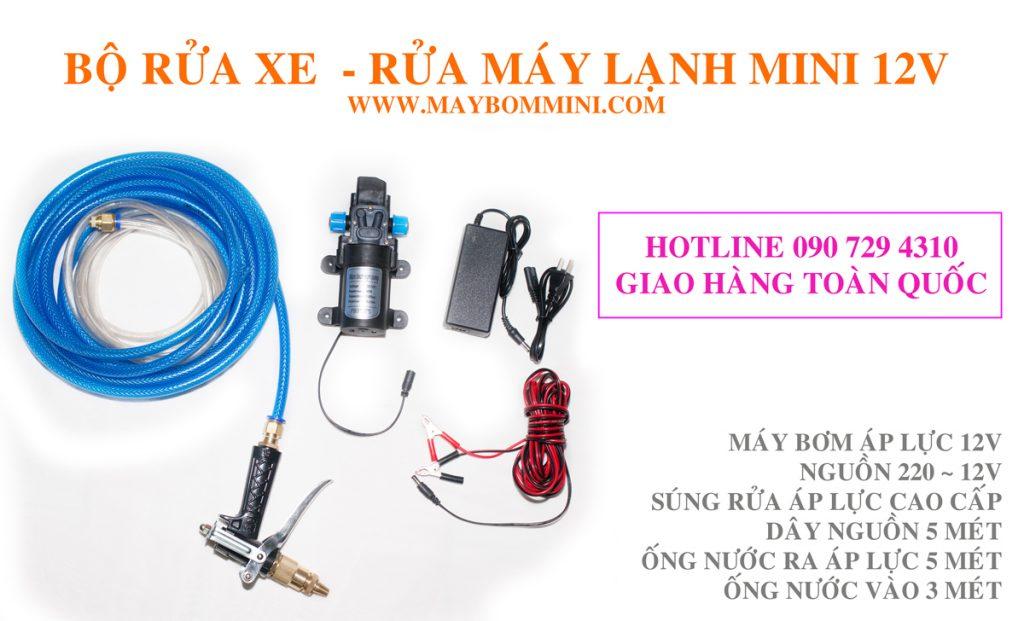 may-rua-xe-mini-12v-tron-bo-sung-ap-luc-cao-cap