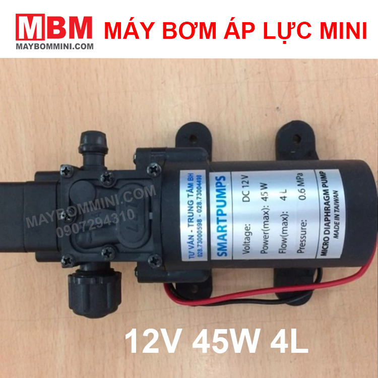 Ban May Bom Mini