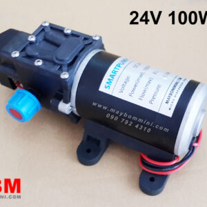may bom hoa chat mini 24v 12v