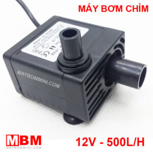 may-bom-chim-12v