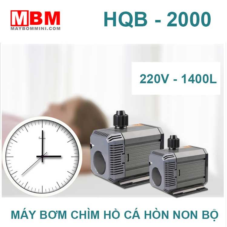 May Bom Chim Hqb 2000