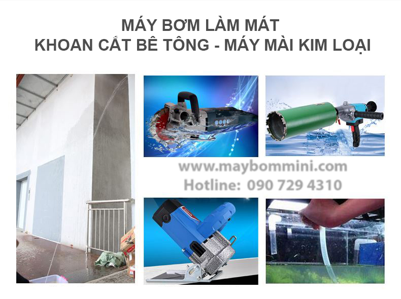 may-bom-lam-mat-may-mai-khoan-cat