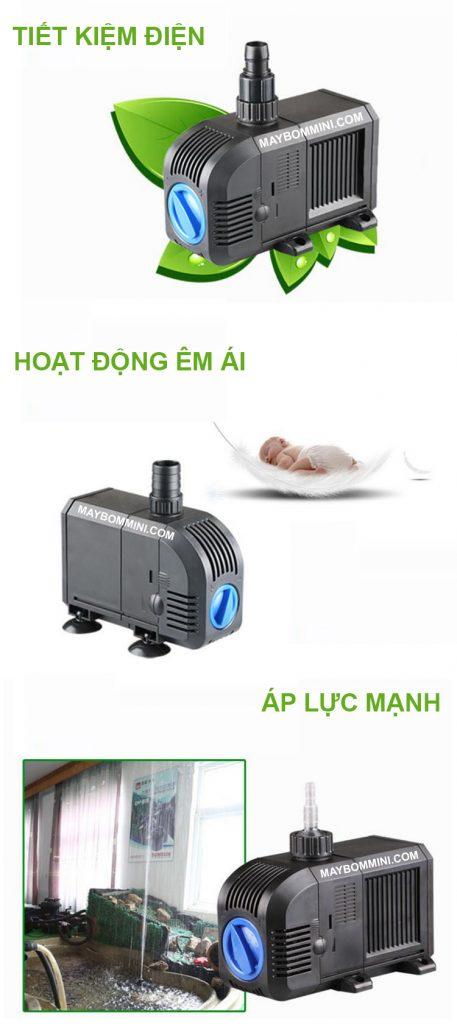 may-bom-chim-220v-ho-ca-tieu-canh-hon-non-bo