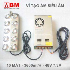 Tao Am Phun Suong Lam Mat