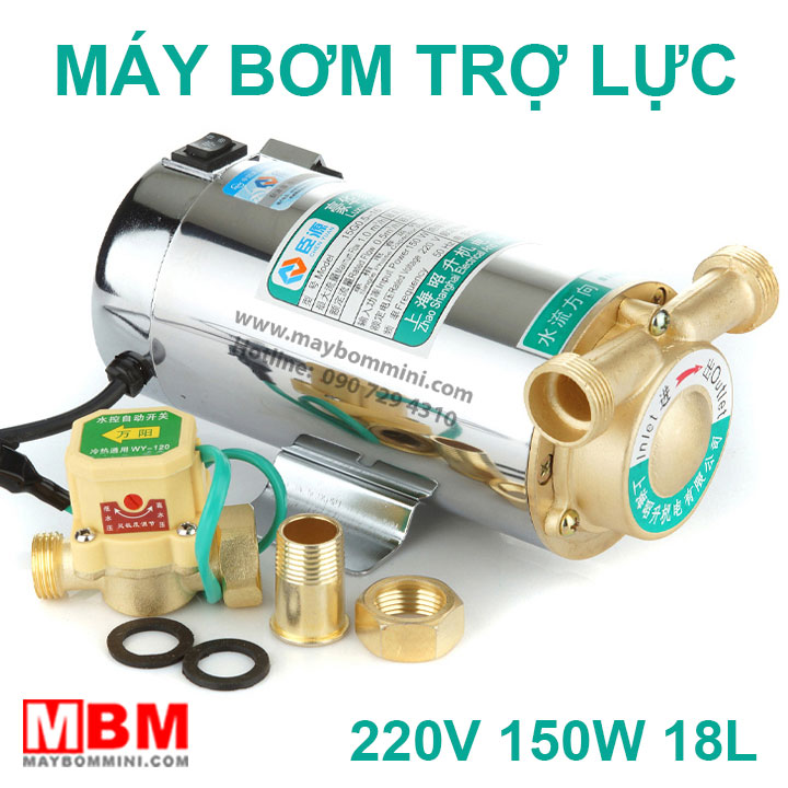may-bom-tro-luc-nuoc-nong-lanh