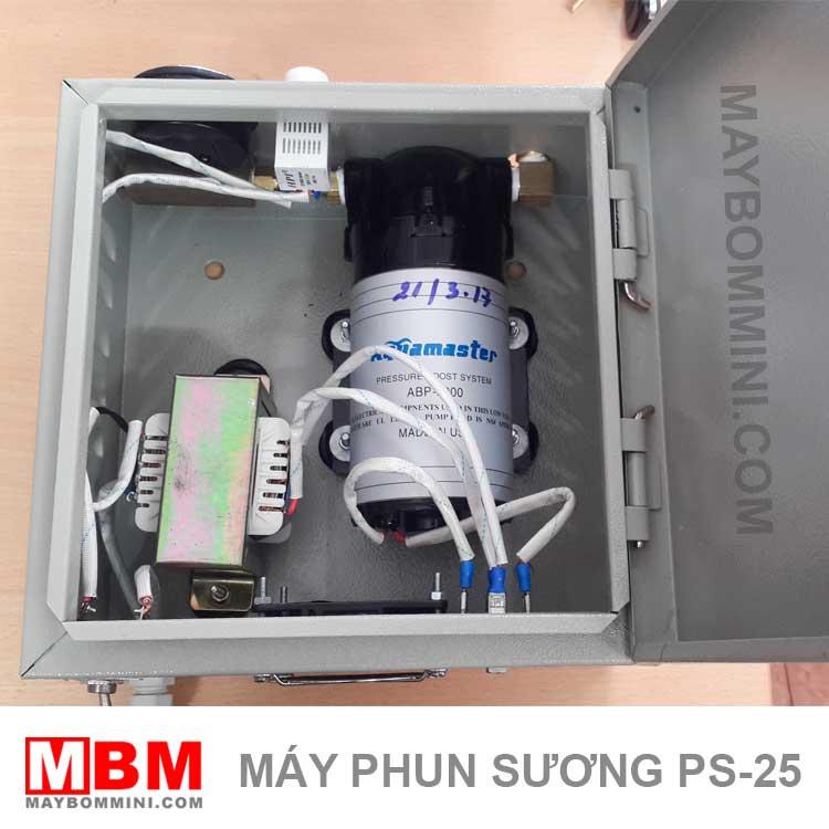 May Phun Suong Lam Mat Tuoi Cay