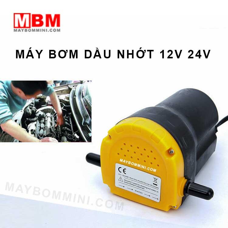 May Bom Dau Nhot 12v 24v