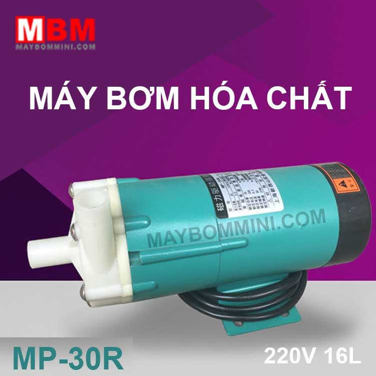 May Bom Hoa Chay 30R 220v