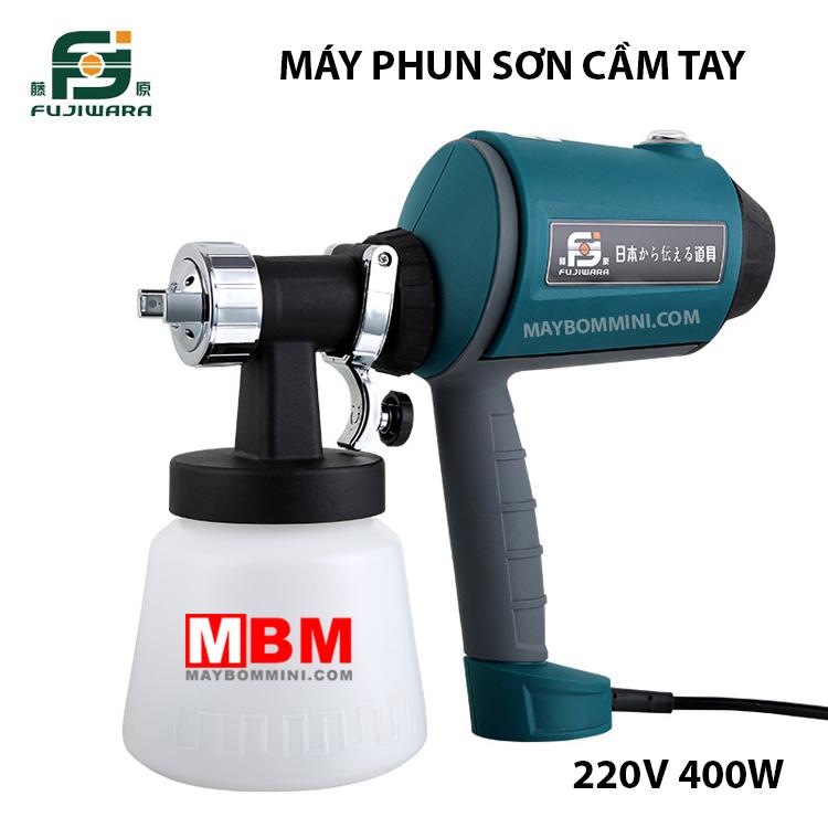 MAY PHUN SON CAM TAY 220V 400W