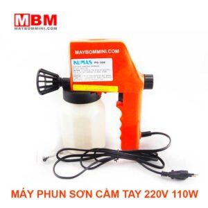 May Phun Son Cam Tay 220v 110w