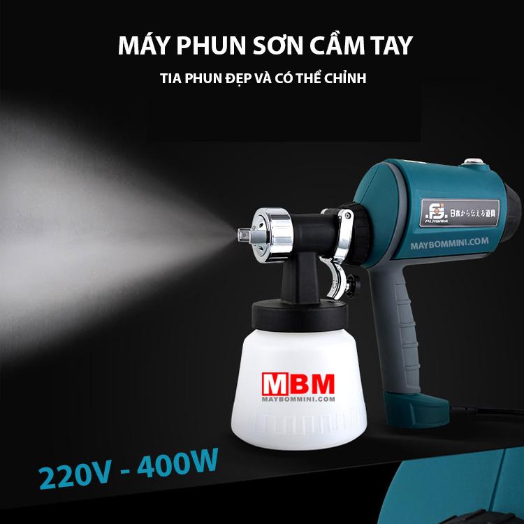 Phun Son Xit Cam Tay