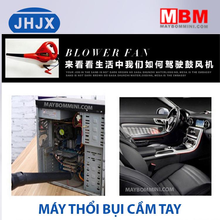 Su Dung May Thoi Bui Cam Tay