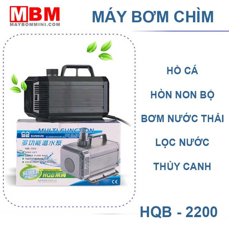 May Bom Nuoc Hon Non Bo