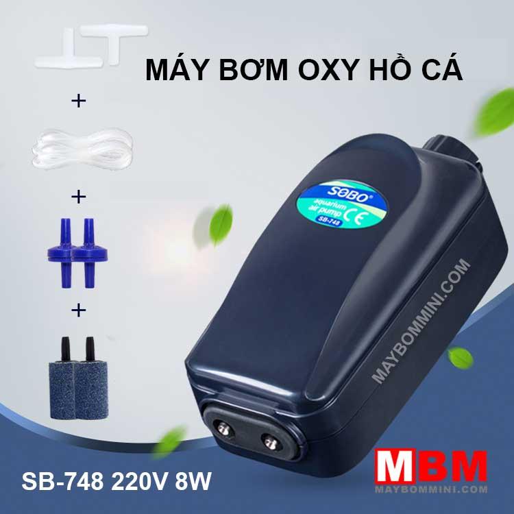 May Bom Oxy Ho Ca
