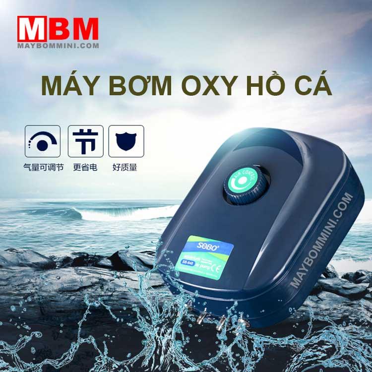 May Oxy Ho Ca Hon Non Bo