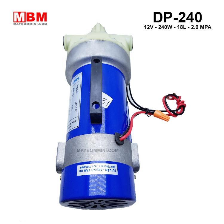 Bom Nuoc Mini Ap Luc 12v Dp 240
