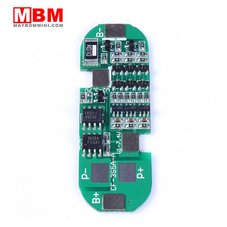 Mach Pin
