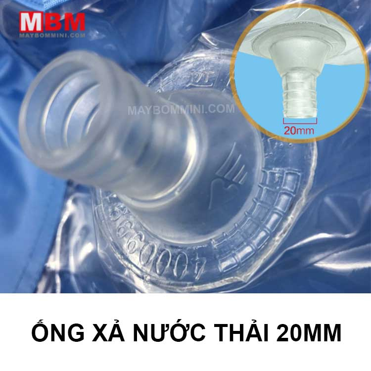 Ong Xa Nuoc Thai Ve Sinh May Lanh