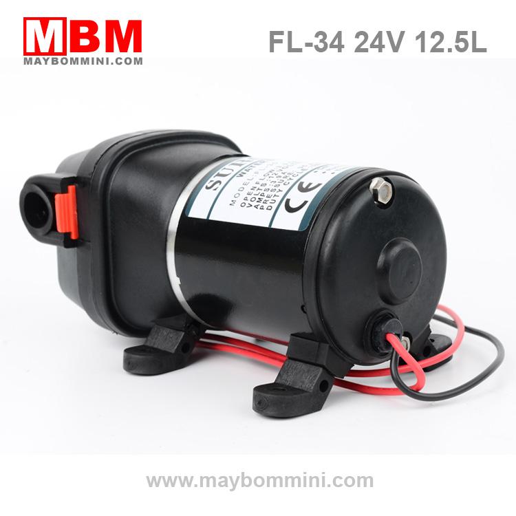 Bom Nuoc Mini 24v