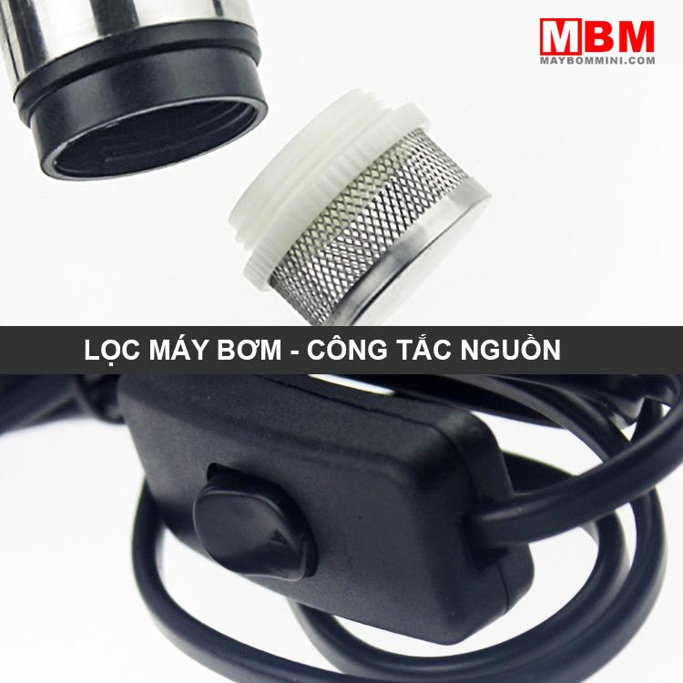 Loc Rac May Bom Va Cong Tac