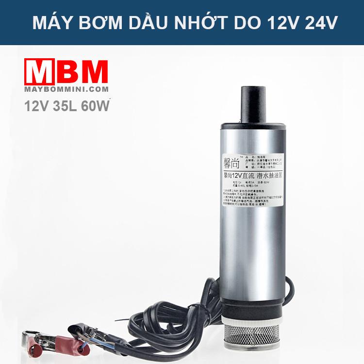 May Bom Chim DO 12v 60w 35l