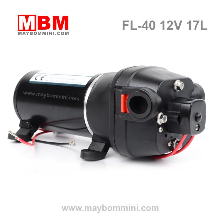 Sugeflo FL 40 12v May Bom Mini