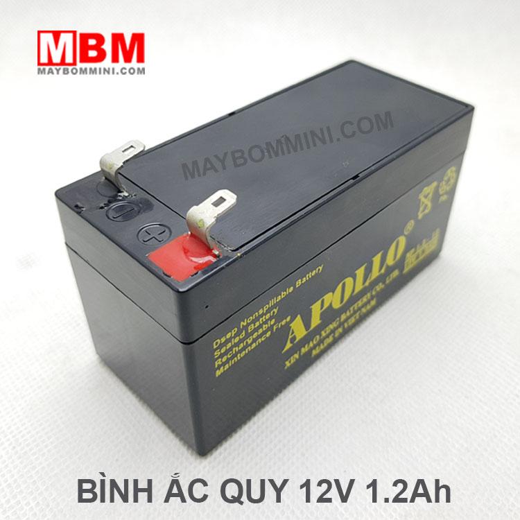Binh Ac Quy Mini