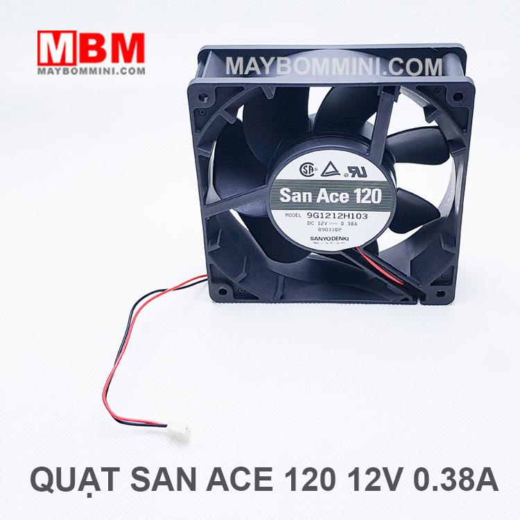 May Quat 12v