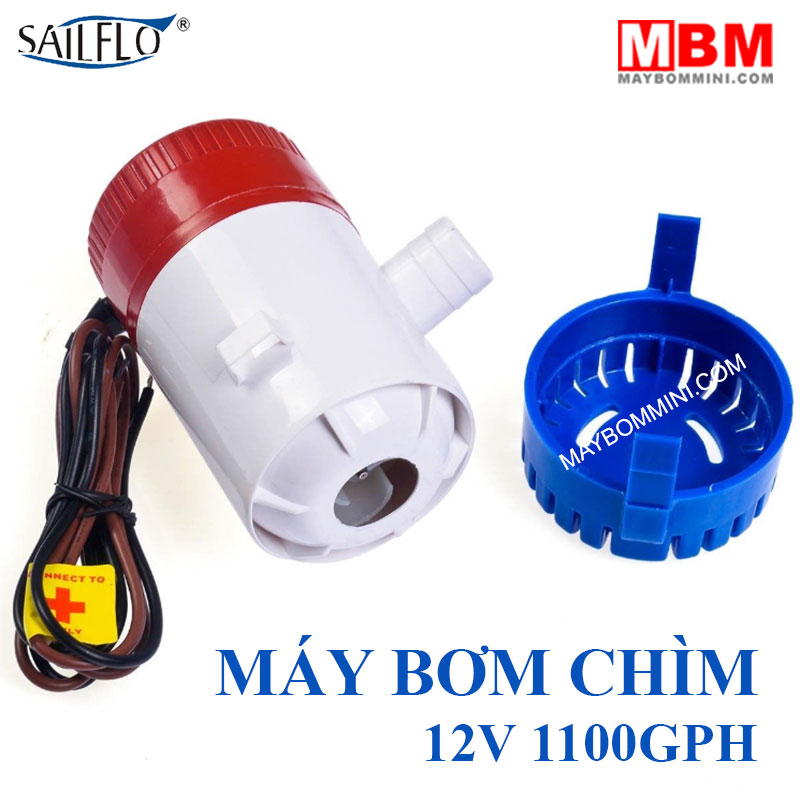 May Bom Chim Mini 12v