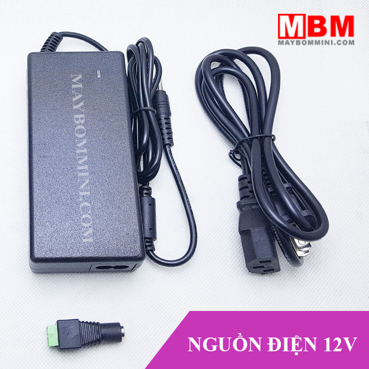 Nguon Dien Bien The May Bom Mini