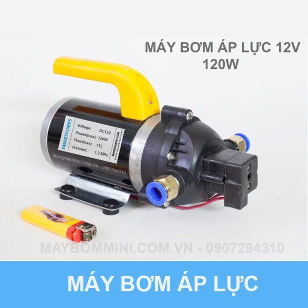 Bom Nuoc Ap Luc 12v Mini