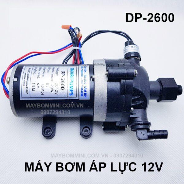 Bom Nuoc Mini 12v
