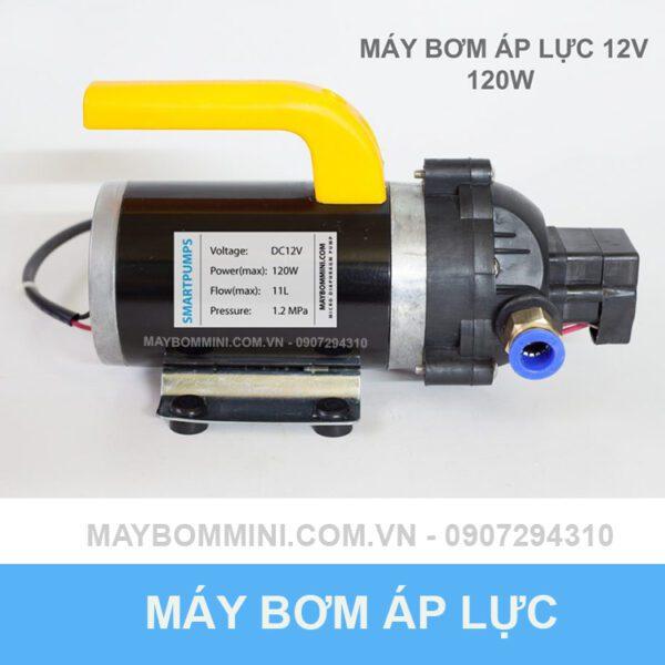 May Bom Ap Luc Mini 12v 120w