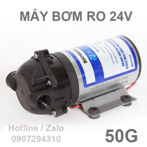 May Bom Loc Nuoc Ro 24v 50g