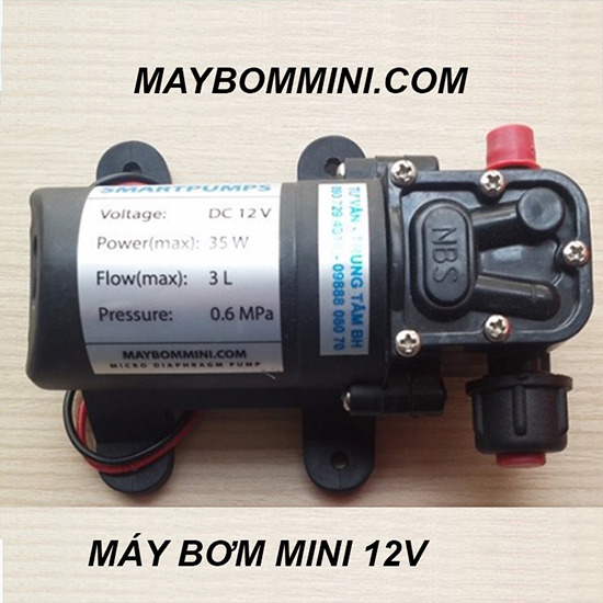 May Bom Mini 12v 36w