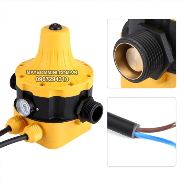 Automatic Water Pump Pressure Controller Electronic