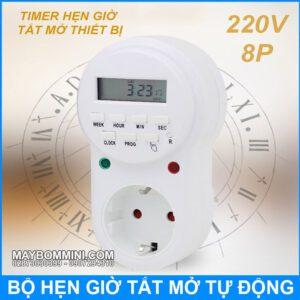 Bo Hen Gio Tat Mo Tu Dong May Phun Suong