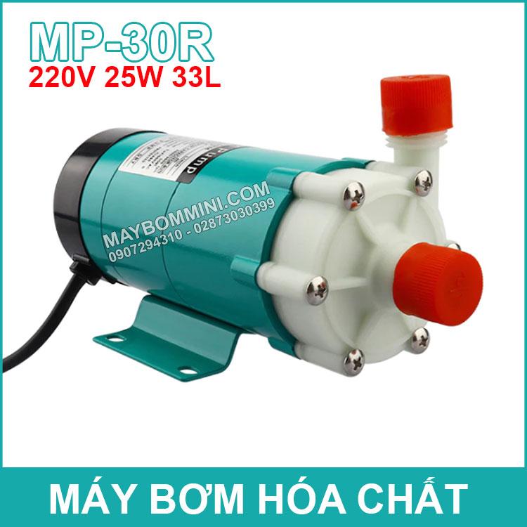 Bom Hoa Chat Axit MP 30R
