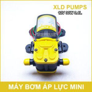 Bom Nuoc Mini 12v 30w Phun Suong