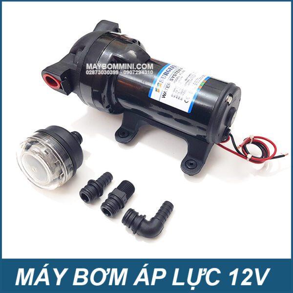 Bom Nuoc Mini SURGEFLO 12V FL200