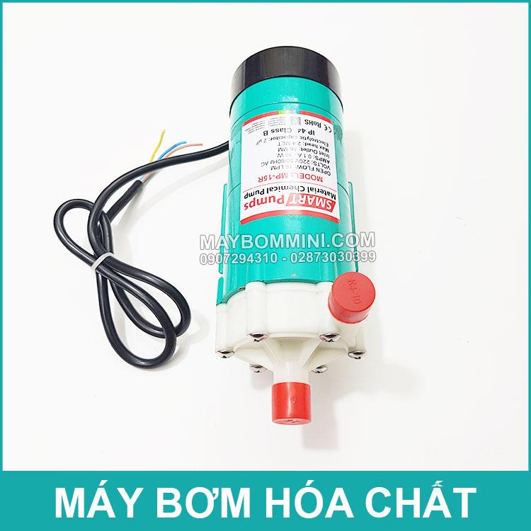Bom Thuc Pham Hoa Chat MP 15R