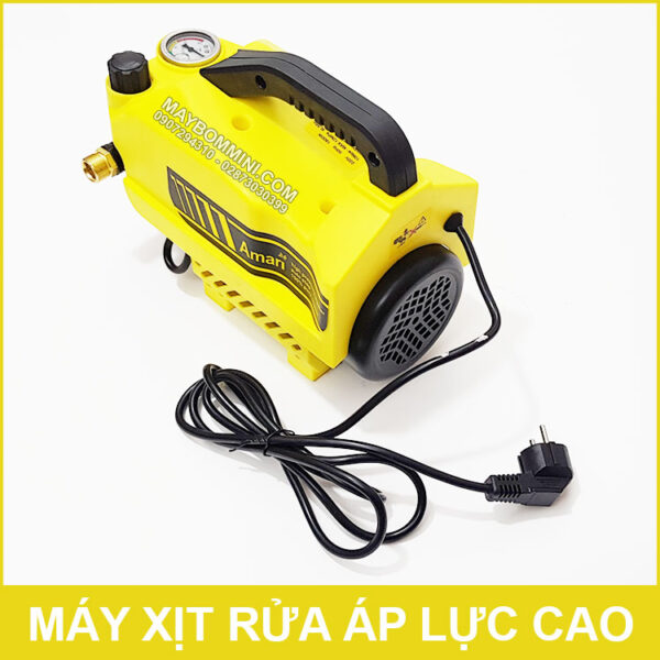 Electric High Pressure Water Gun Car Cleaning Machine 220V 1800W
