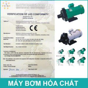 Giay Chung Nhan San Pham