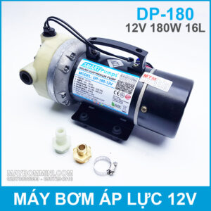 May Bom Ap Luc 12V 180W Gia Re Chinh Hang