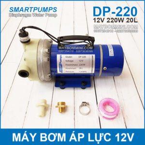 May Bom Ap Luc 12V 220W 20L Smartpumps