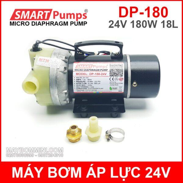 May Bom Ap Luc 24V 180W Smartpumps