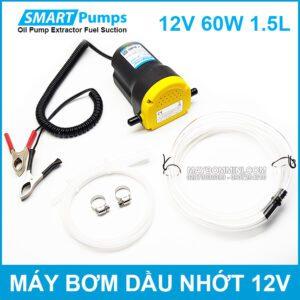 May Bom Dau Nhot 12v 60w Smartpumps