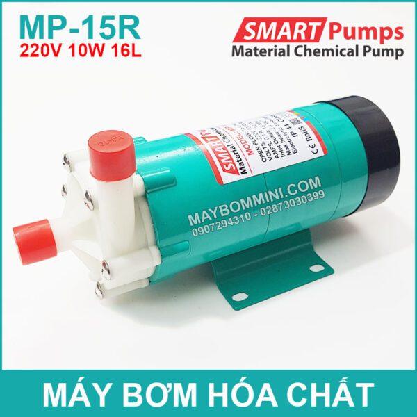 May Bom Hoa Chat 220V 10W 16L MP 15R SMARTPUMPS