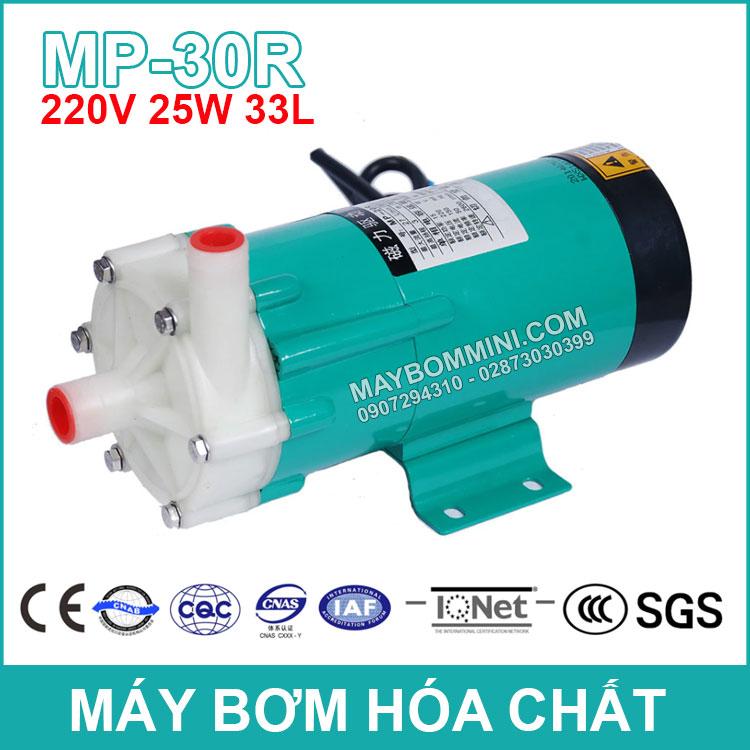May Bom Hoa Chat 220V 30R