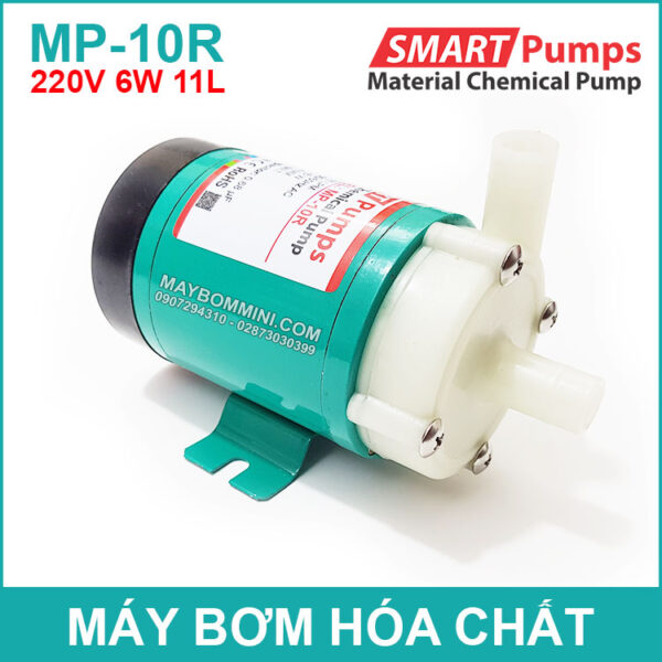 May Bom Hoa Chat 220V 6W 11L MP 10R SMARTPUMPS Cao Cap